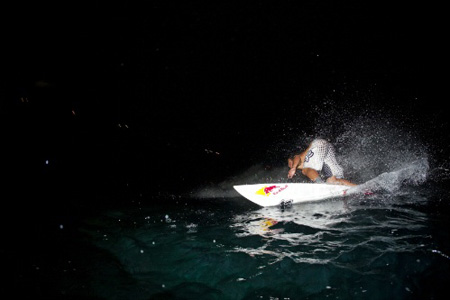 Red Bull After Dark : Ian Walsh, North Shore, Haleiwa'