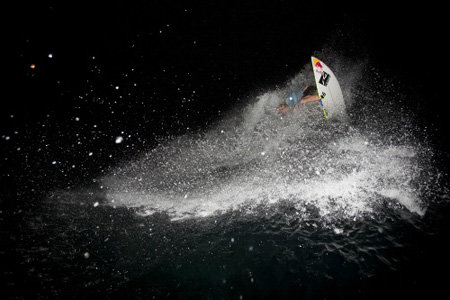 Red Bull After Dark : Jamie O'Brien, North Shore, Haleiwa