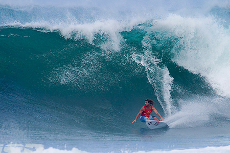 Reef Hawaiian Pro 2010 : Mark Occhilupo'