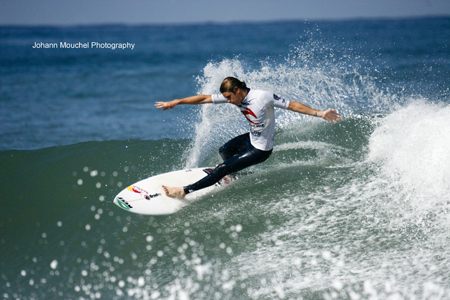 Rip Curl Pro 2008, France'