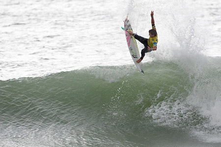 Rip Curl Pro Portugal 2010 : Jordy Smith'