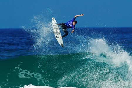 Rip Curl Pro Portugal 2010 : Jordy Smith