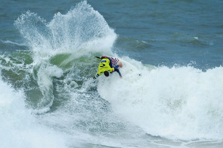 Rip Curl Pro Portugal 2010 : Tom Whitaker'