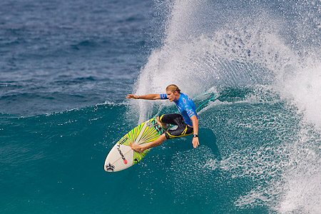 Rip Curl Pro Search 2010 - Somewhere in Puerto Rico - Bede Durbidge - © Kirstin/ASP'