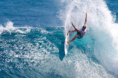 Rip Curl Pro Search 2010 - Somewhere in Puerto Rico - Daniel Ross - © Kirstin/ASP