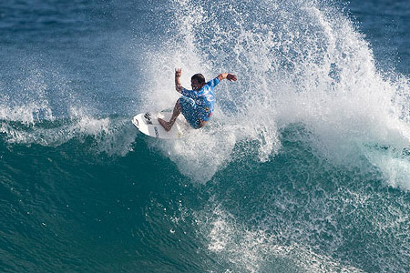 Rip Curl Pro Search 2010 - Somewhere in Puerto Rico - Gabe Kling - © Kirstin/ASP