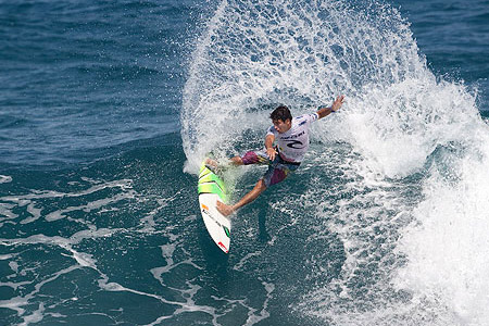 Rip Curl Pro Search 2010 - Somewhere in Puerto Rico - Jeremy Flores - © Kirstin/ASP'