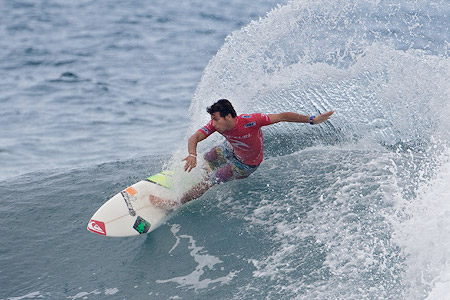 Rip Curl Pro Search 2010 - Somewhere in Puerto Rico - Jeremy Flores - © Kirstin/ASP