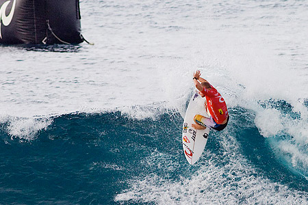 Rip Curl Pro Search 2010 - Somewhere in Puerto Rico - Mick Fanning - © Kirstin/ASP'