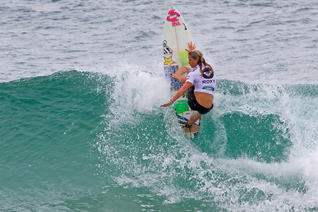 Roxy Pro Gold Coast 2011 : Courtney Conlogue