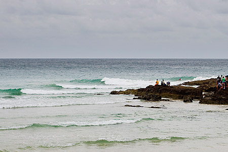 Roxy Pro Gold Coast 2011 : Snapper Rocks'
