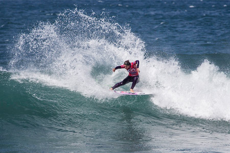 Sally Fitzgibbons - Rip Curl Pro Bells Beach 2013