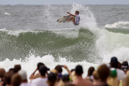 Sally Fitzgibbons - Snapper Rocks - Roxy Pro Gold Coast 2013'