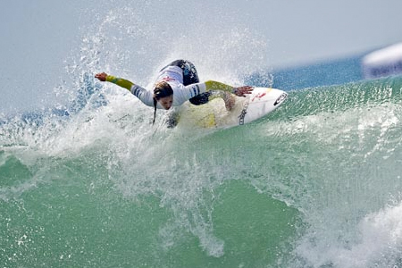 Sally Fitzgibbons - Swatch Girls Pro France 2011'