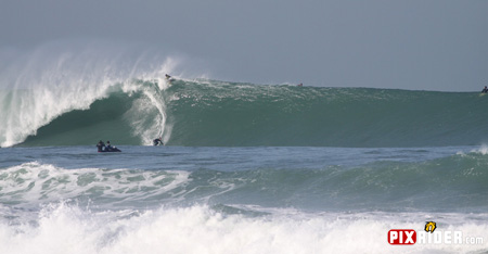 Session aux Alcyons, Pays Basque