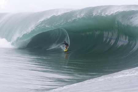 Session Teahupoo 2011'