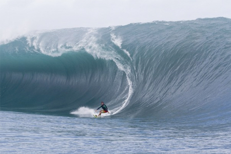 Session Teahupoo 2011 - Dylan Longbottom