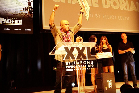 Shane Dorian - Bilabong XXL - Biggest Wave Award 2013