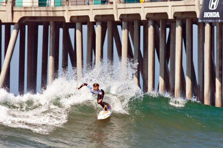 Silvana Lima - US Open of Surfing 2011'