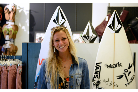 Smile - Swatch Girls Pro 2013 - Le Penon, Seignosse - Hossegor