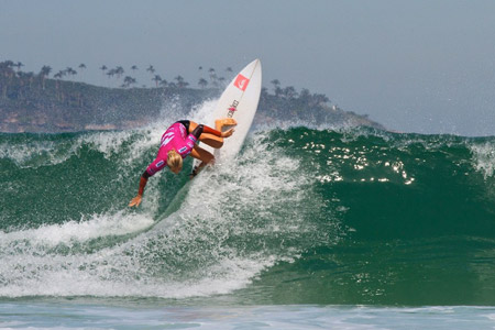 Stephanie Gilmore - Billabong Pro Rio 2012