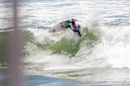 Stephanie Gilmore - US Open of Surfing 2011'