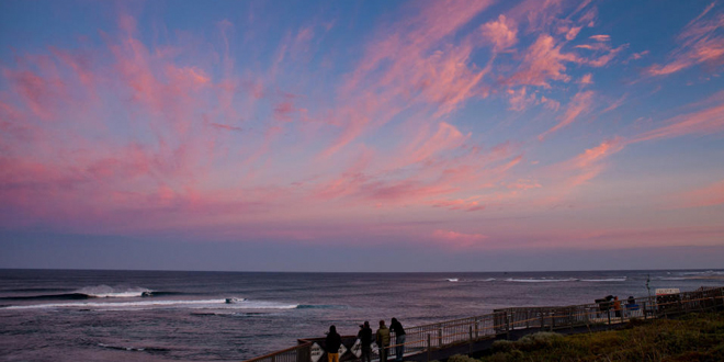 Sunrise - Drug Aware Margaret River Pro 2014 - Margaret River'