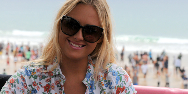 Swatch Girl Pro 2014 - Backstage'