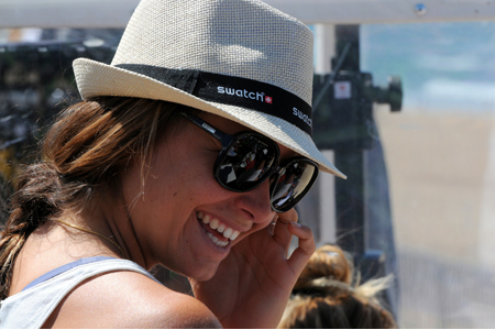 Swatch Girls Pro 2013 - Le Penon, Seignosse - Hossegor'