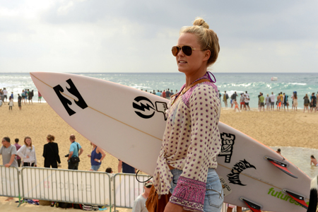 Swatch Girls Pro 2013 - Le Penon, Seignosse - Hossegor