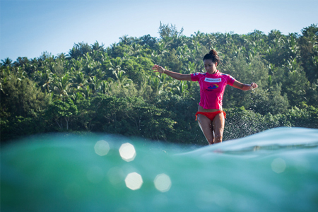 Swatch Girls Pro China 2012 - Wanning