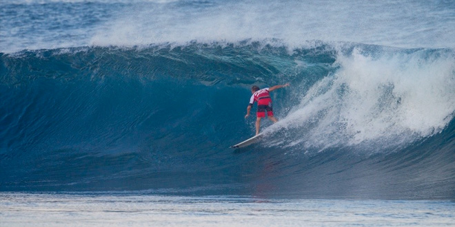 Taj Burrow - Billabong Pipe Masters 2013