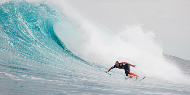 Taj Burrow - Drug Aware Margaret River Pro 2014 - Margaret River'