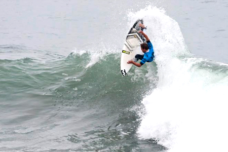 Taj Burrow - US Open of Surfing 2011'