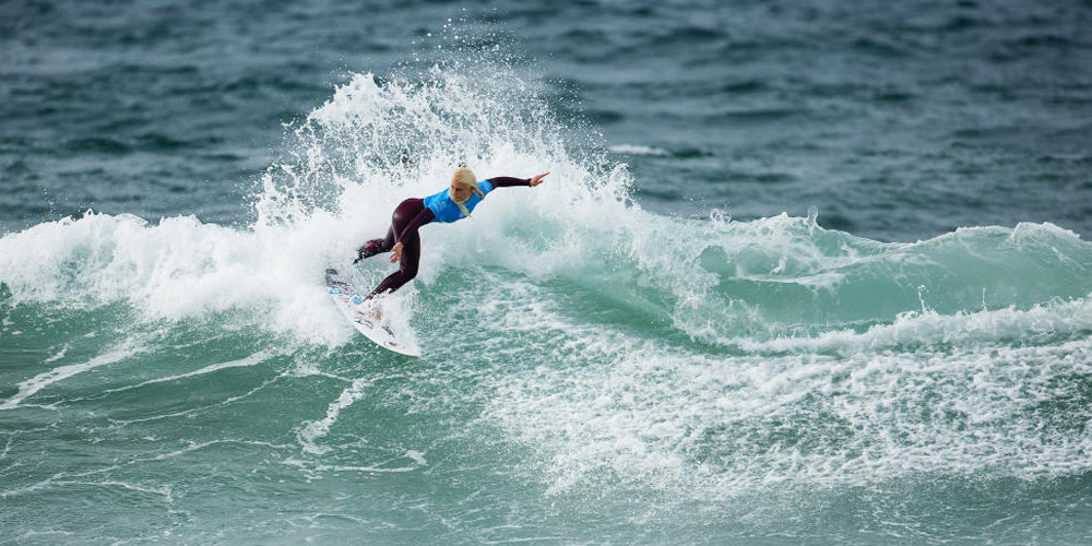 Tatiana Weston Webb - Rip Curl Pro Bells Beach 2014'