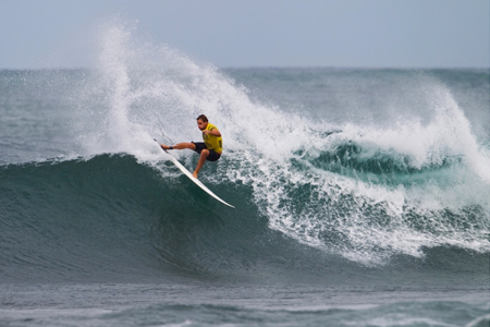 Tom Whittaker - Reef Hawaiian Pro 2012 - Haleiwa, North Shore, Hawaii
