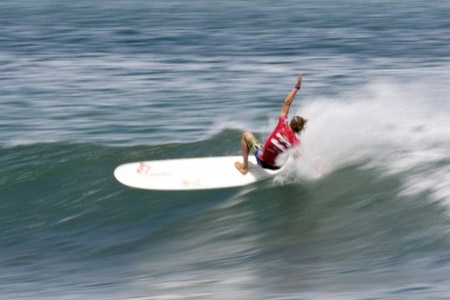Toni Silvagni - Billabong ISA World Surfing Games 2011'