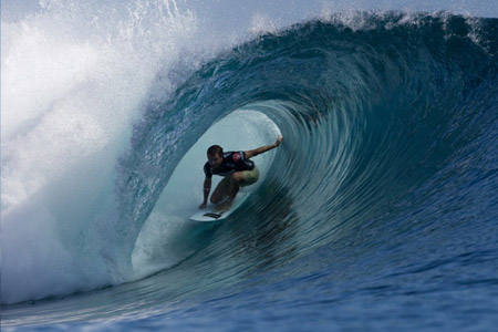 Tube - Cloudbreak - Volcom Pro Fidji'