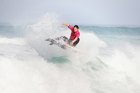 Tyler Wright - Roxy Pro France 2013 - Seignosse - Hossegor'