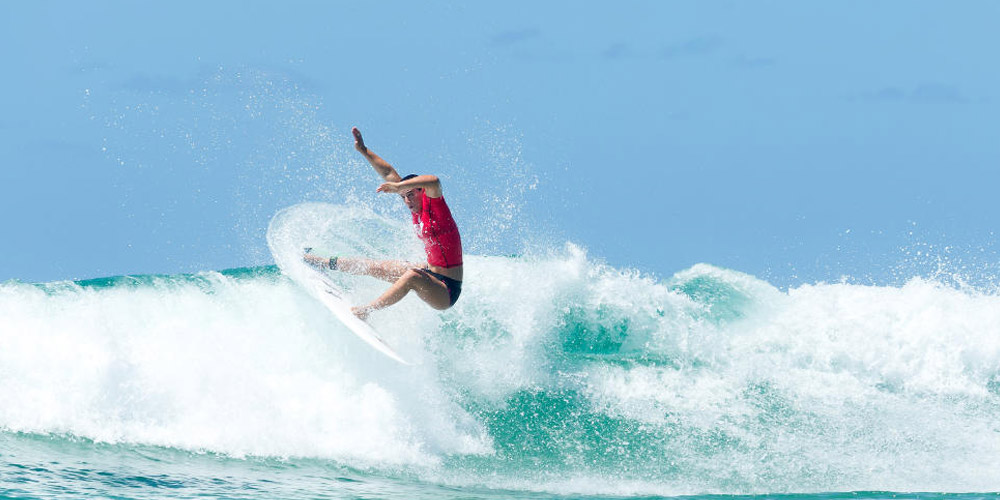 Tyler Wright - Roxy Pro Gold Coast 2015 - Snapper Rocks'