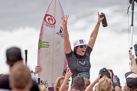 Tyler Wright - Snapper Rocks - Roxy Pro Gold Coast 2013'