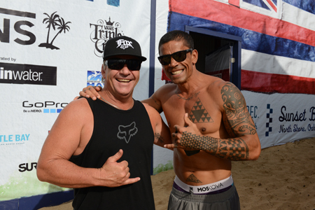 Vans World Cup of Surfing 2012'