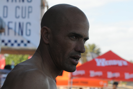 Kelly Slater - Vans World Cup of Surfing 2012'