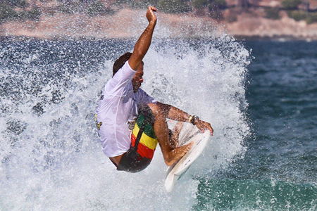 Victor Ribas - Supersurf ASP World Masters Championships 2011