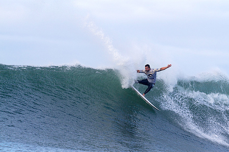 William Cardoso - Rip Curl Pro Bells Beach 2013'