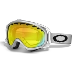 Masque ski snow homme Crowbar Matte White
