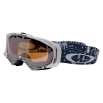 Masque ski snow homme Crowbar Tagline Blue