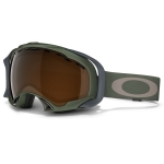 Masque ski snow homme Splice Surplus Green
