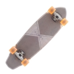 Skateboard pack complet cruiser bois Merkin Top Grey
