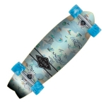 Skateboard pack complet cruiser bois Sun City